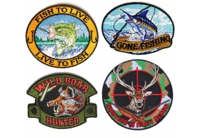 Hunter's and Fishermen's Patches