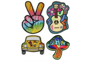 Iron on Patches For Hippies