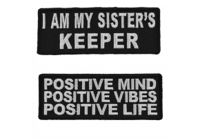Inspiring Ladies Patches