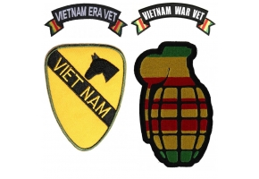 Shop Vietnam War Military Veteran Patches
