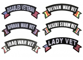 Shop Military Veteran Patches
