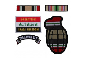Shop Iraq War Veteran Patches