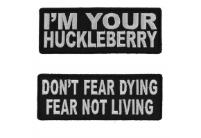 Motivational Saying Patches