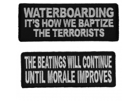 Funny Military Patches