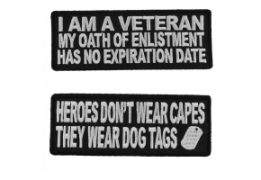 Inspiring Military Patches