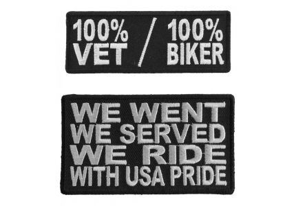 Military Patches | Shop Embroidered Military & Veteran