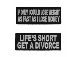 Deeply Discounted Wholesale Patches