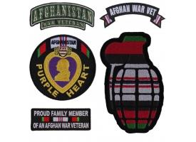 Shop Afghan War Veteran Patches