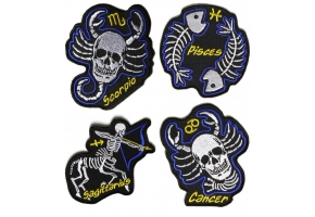 Shop Zodiac Sign and Horoscope Patches