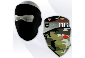 Face Masks for Riding and Skiing