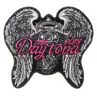 Daytona Bike Week 2018 Patch Angel Wings