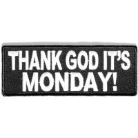 Thank God It's Monday Patch