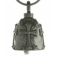 Multiple Crosses Guardian Bell