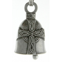Celtic Cross Guardian Bell