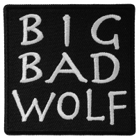 Big Bad Wolf Patch