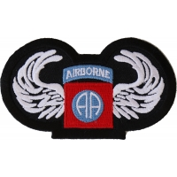 Airborne AA Patch | US Army Military Veteran Patches