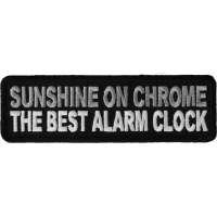 Sunshine On Chrome The Best Alarm Clock Patch