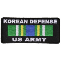 Korean Defense US Army Patch | US Army Military Veteran Patches