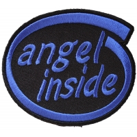 Angel Inside Patch | Embroidered Patches