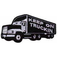 Keep On Trucking Patch