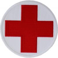 Red Cross Medic Patch