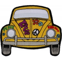 Hippie Bug Car Patch