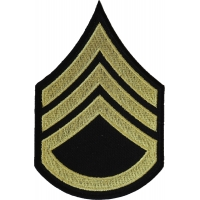 Staff Sergeant Army Patch