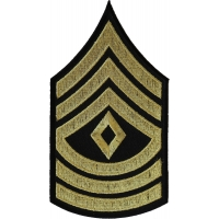 First Sergeant Army Patch