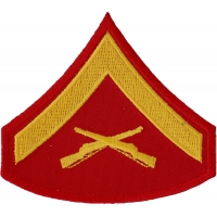 Lance Corporal Marine Patch