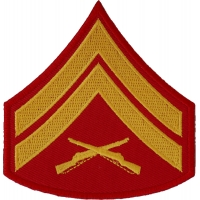Corporal Marine Patch