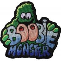 Boobie Monster Patch