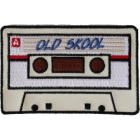 Old Skool Radio Cassette Patch