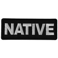 Native Patch