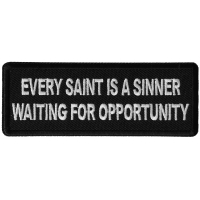 Every Saint Is a Sinner Waiting for Opportunity Patch