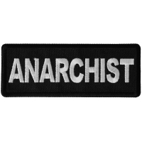 Anarchist Patch