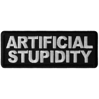 Artificial Stupidity Patch