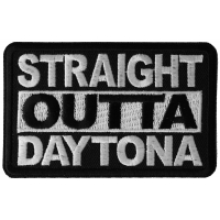 Straight Outta Daytona Patch