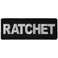 Ratchet Patch