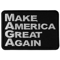 Make America Great Again Patch