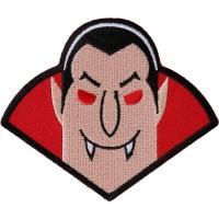 Whacky Dracula Vampire Patch