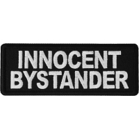 Innocent Bystander Patch