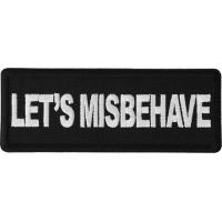 Let's Misbehave Patch