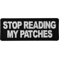 Stop Reading My Patches Patch