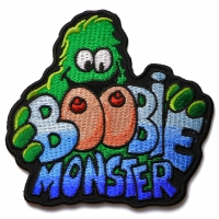Boobie Monster Patch