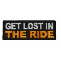 Get Lost In The Ride Patch