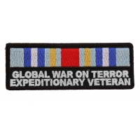 Global War On Terror Expeditionary Patch | US Military Veteran Patches