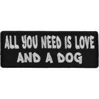 All You Need is Love And a Dog Patch