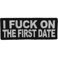 I Fuck On The First Date Patch