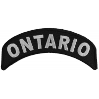 Ontario City Patch