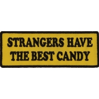 Strangers Have The Best Candy Patch
